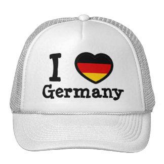 Bandeira de Alemanha Bonés
