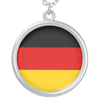 Bandeira de Alemanha Colares Personalizados