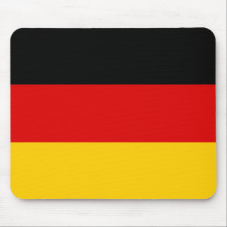Bandeira de Alemanha Mouse Pads