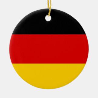 Bandeira de Alemanha Ornamento Para Arvore De Natal