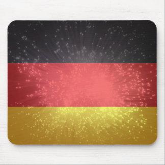 Bandeira de Alemanha Mousepad