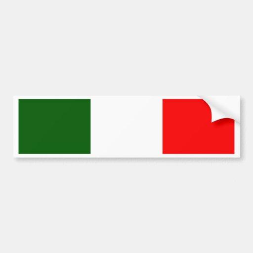 Bandeira de alta qualidade de Italia Adesivos