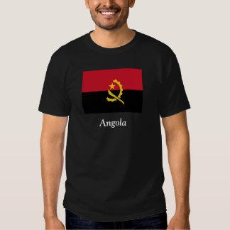 Bandeira de Angola T-shirts