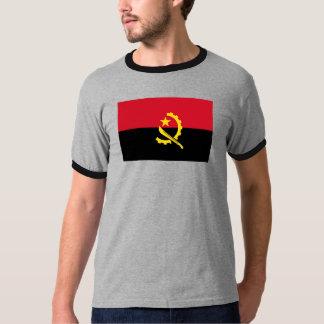 Bandeira de Angola Tshirts