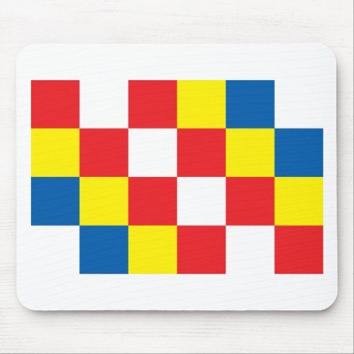 Bandeira de Antuérpia Mouse Pad