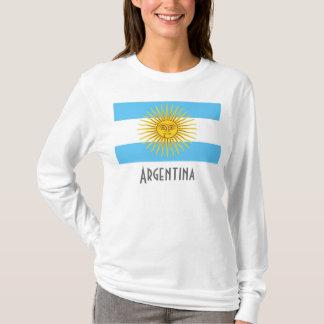 Bandeira de Argentina, Argentina Camiseta