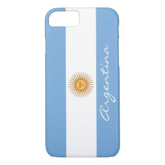 Bandeira de Argentina Capa iPhone 7