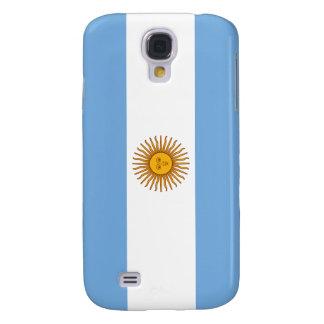 Bandeira de Argentina Galaxy S4 Cases