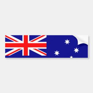 Bandeira de Austrália Adesivo