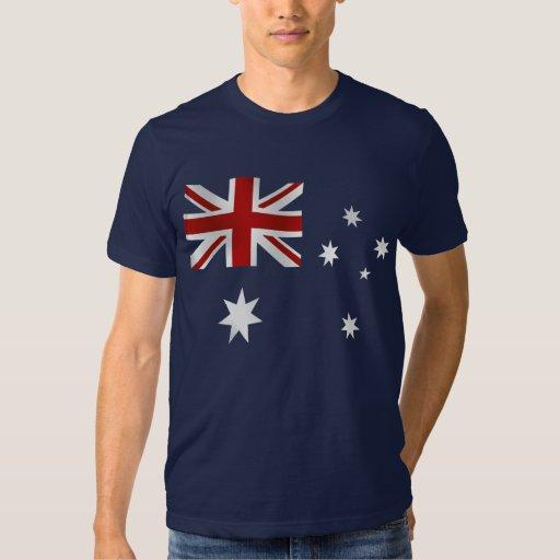 Bandeira de Austrália Camiseta