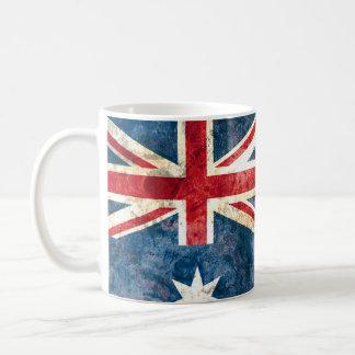 Bandeira de Austrália Caneca De Café