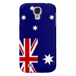 Bandeira de Austrália Capas Samsung Galaxy S4