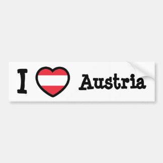 Bandeira de Áustria Adesivo