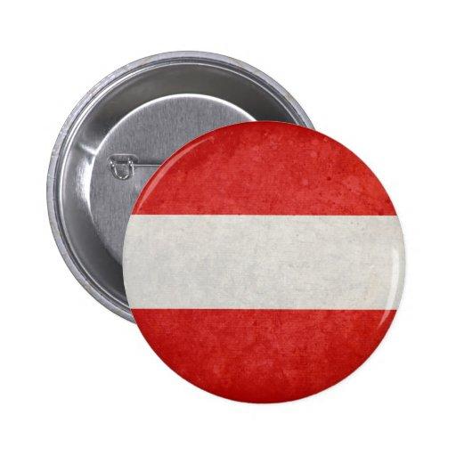 Bandeira de Áustria Botons