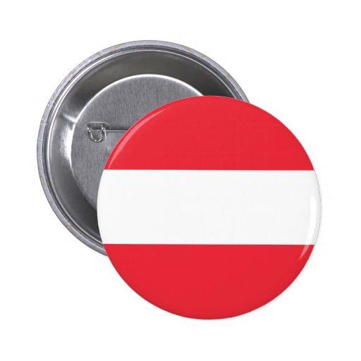 Bandeira de Áustria Pins