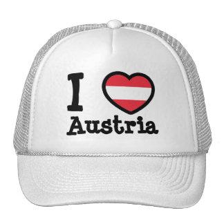 Bandeira de Áustria Bone