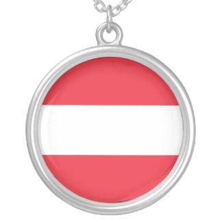 Bandeira de Áustria Bijuteria