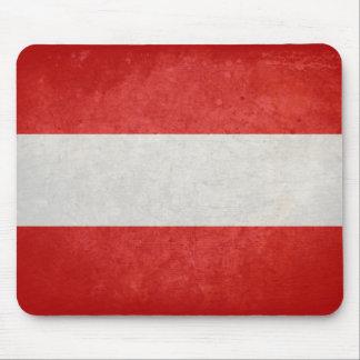 Bandeira de Áustria Mousepad