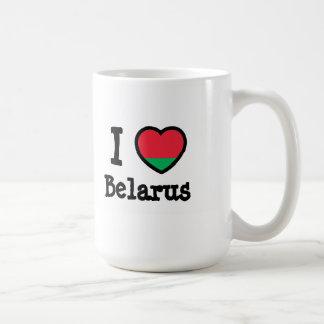 Bandeira de Belarus Caneca