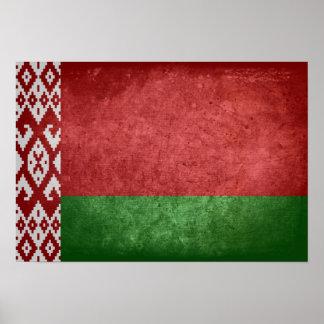 Bandeira de Belarus Impressão