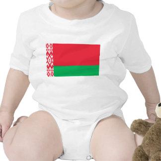 Bandeira de Belarus Macacão