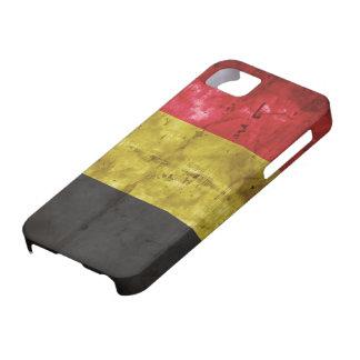Bandeira de Bélgica Capas Para iPhone 5