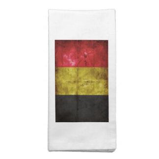 Bandeira de Bélgica Guardanapos