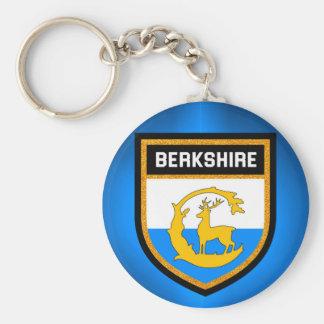 Bandeira de Berkshire Chaveiro