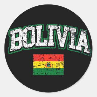 Bandeira de Bolívia Adesivo