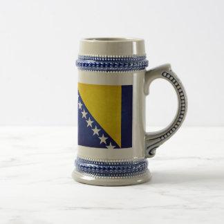 Bandeira de Bósnia Canecas