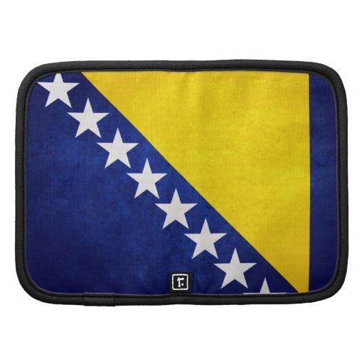 Bandeira de Bósnia Organizador