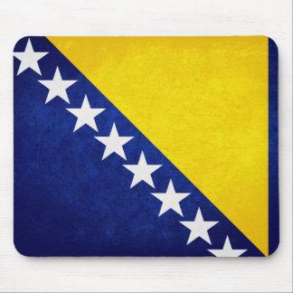 Bandeira de Bósnia Mousepad