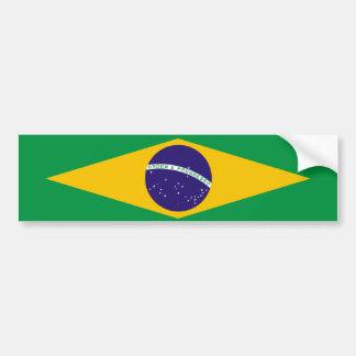 Bandeira de Brasil Adesivo Para Carro