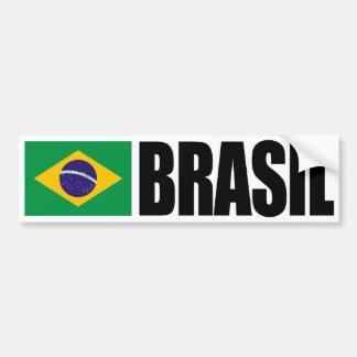 Bandeira de Brasil Adesivos