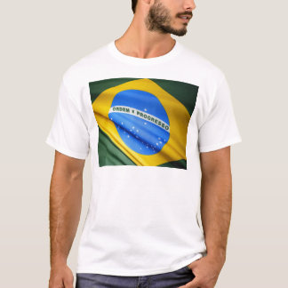 Bandeira de Brasil Camiseta