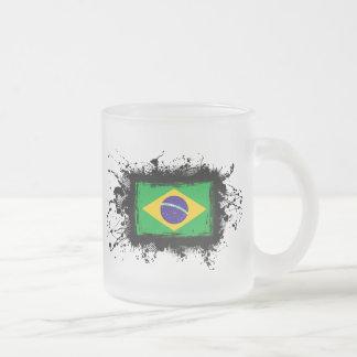 Bandeira de Brasil Caneca