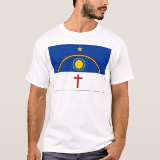 Bandeira de Brasil Pernambuco Camiseta
