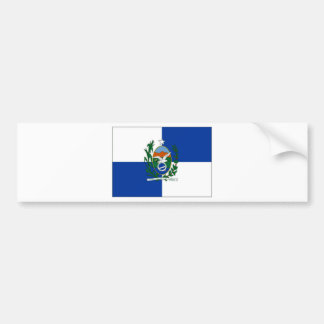 Bandeira de Brasil Rio de Janeiro Adesivo Para Carro