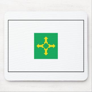 Bandeira de Brasília Mousepads