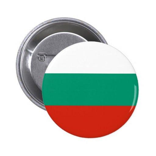 Bandeira de Bulgária Pins