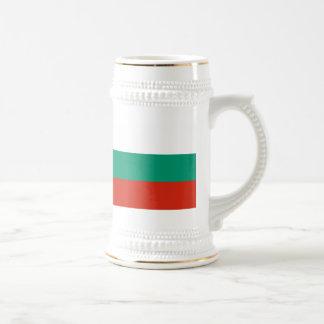 Bandeira de Bulgária Caneca