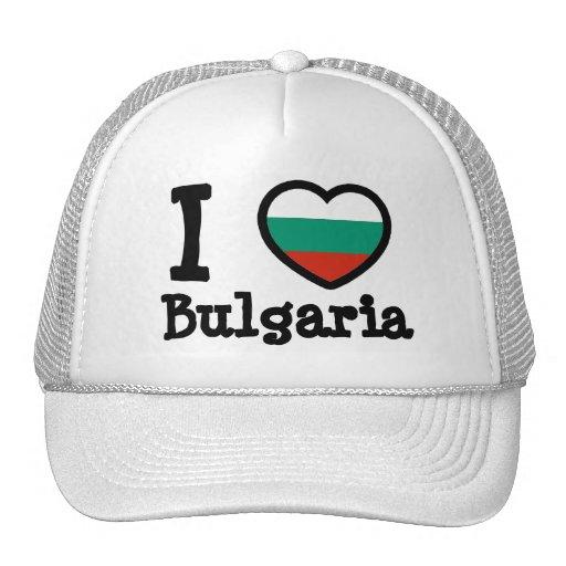 Bandeira de Bulgária Boné
