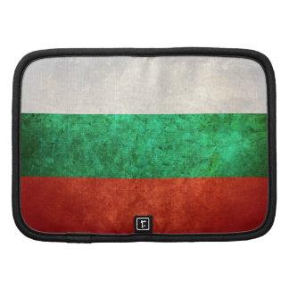 Bandeira de Bulgária Organizador