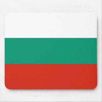 Bandeira de Bulgária Mousepads