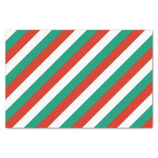 Bandeira de Bulgária ou de búlgaro Papel De Seda