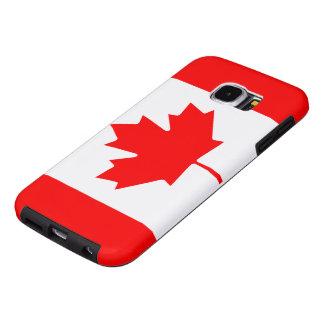 Bandeira de Canadá Capas Samsung Galaxy S6