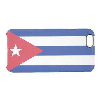 Bandeira de capas de iphone claras de Cuba