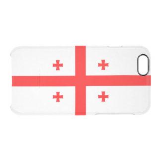 Bandeira de capas de iphone claras de Geórgia