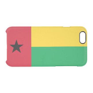 Bandeira de capas de iphone claras de Guiné-Bissau