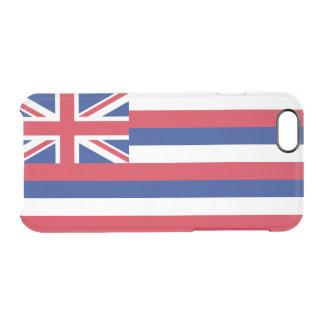Bandeira de capas de iphone claras de Havaí
